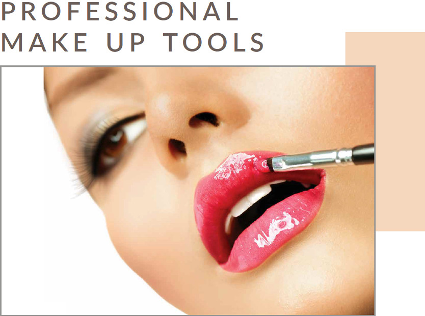 Professional Make Up Tools
